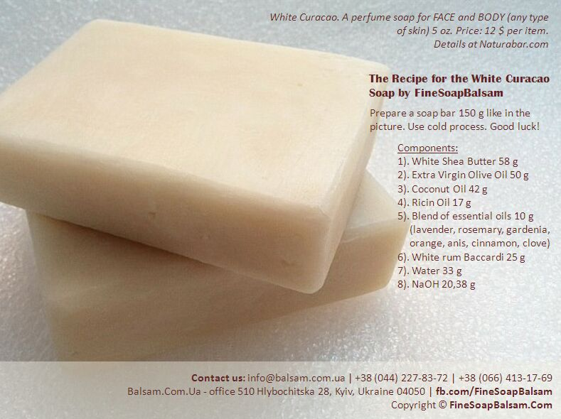 Soap Making Recipes • Naturabar Soap Trade